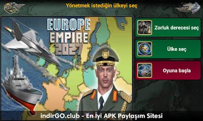 Avrupa İmparatorluğu 2027 APK