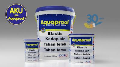 Merk Cat Dinding Aquaproof