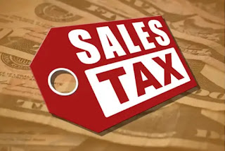 How Sales Tax Is Calculated