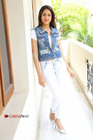 Telugu Actress Lavanya Tripathi Latest Pos in Denim Jeans and Jacket  0075.JPG