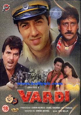 Vardi 1989 Hindi 720p DVDRip Eub1.2GB