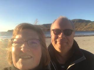 Richard and Debby Thorne Sail Loft Bunkhouse Portsoy