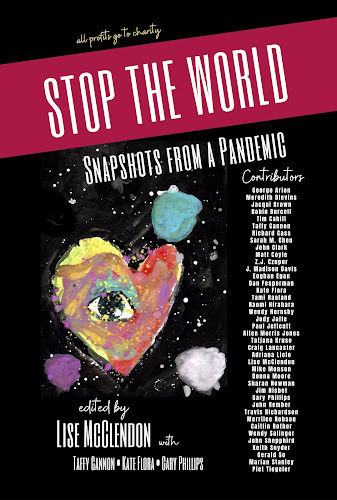 French Village Diaries Stop the World: Snapshots from a Pandemic anthology
