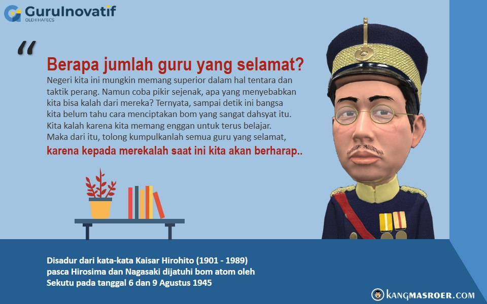 Pesan Kaisar Hirohito