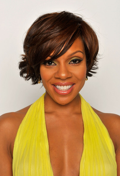 Short Natural Haircut For Black Ladies With C