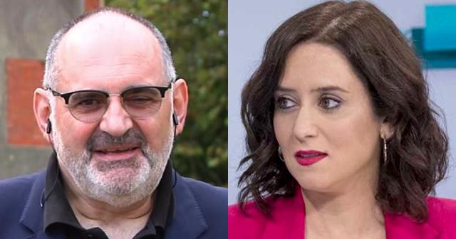 """Antón Losada a Díaz Ayuso: """"Nos está vacilando. Es la única explicación"""""""