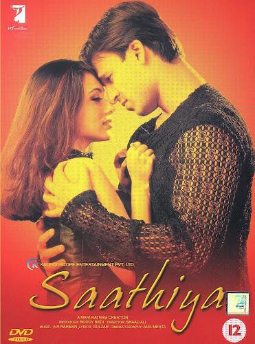 Saathiya (2002) Movie Poster