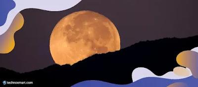 april 2020 super pink moon live