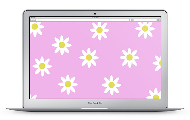 Daisy Desktop Design Download | LLK-C.com