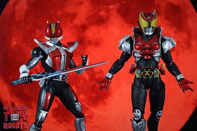 S.H. Figuarts Shinkocchou Seihou Kamen Rider Den-O Sword & Gun Form 79