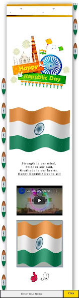 Republic day whatsapp wishing script 2021 download for blogger