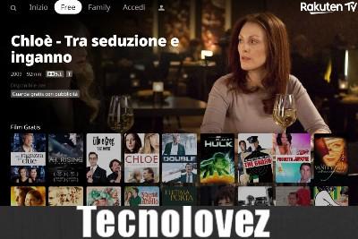 Rakuten TV AVOD - Guarda Film e Serie TV Gratis Legalmente