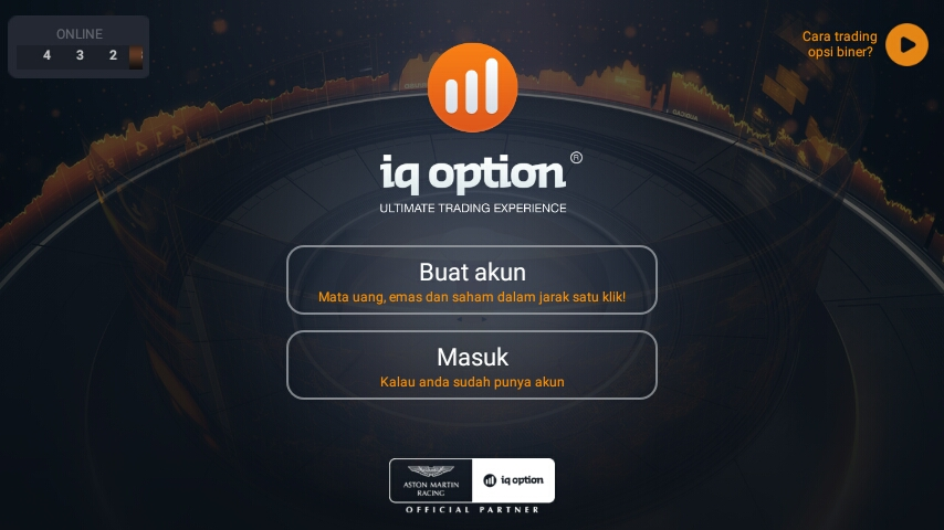 Cara Mendaftar di IQ Option - Binary Option
