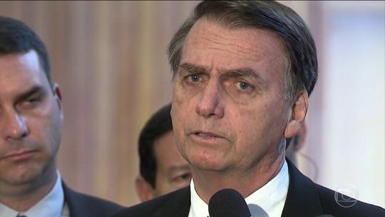 Trabalho perderá status de ministério, anuncia Bolsonaro