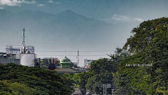 Foto Gunung Gede Pangrango