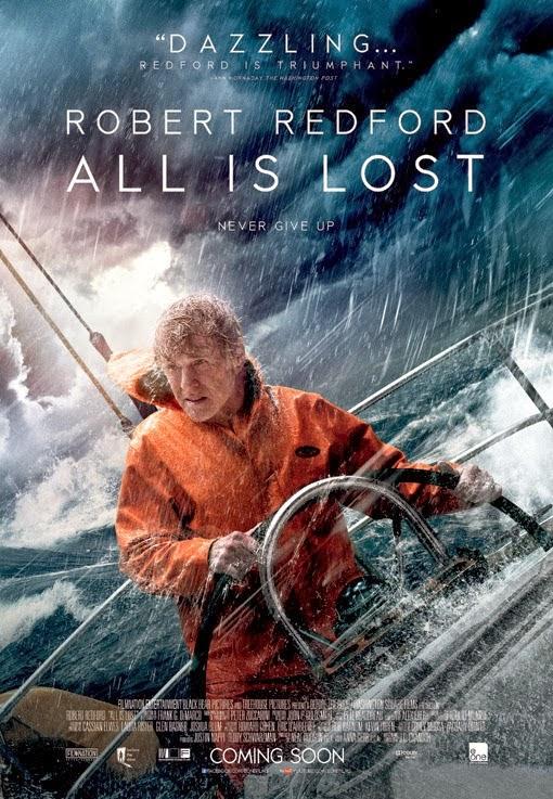 All Is Lost (2013) ออล อีส ลอสต์ [HD]
