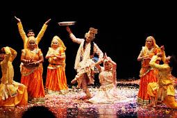 Seni Teater Tradisional Asia India