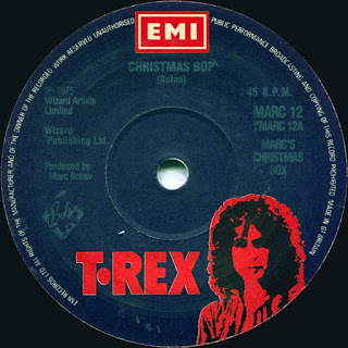 T Rex, Marc Bolan, Christmas