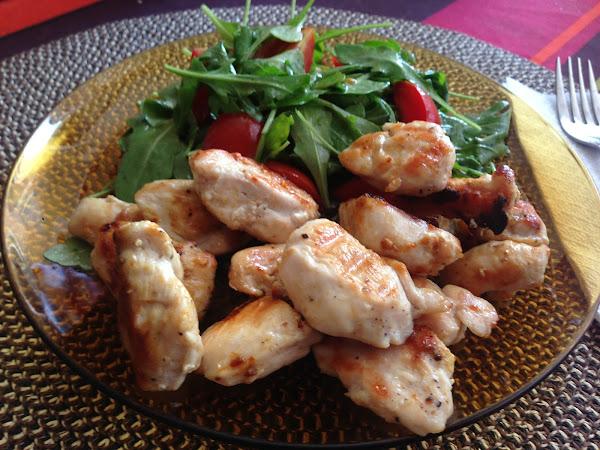 Печени пилешки филенца