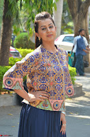 Actress Nikki Galrani at Trailer Launch of movie Team 5 Exclusive Pics ~  014.JPG