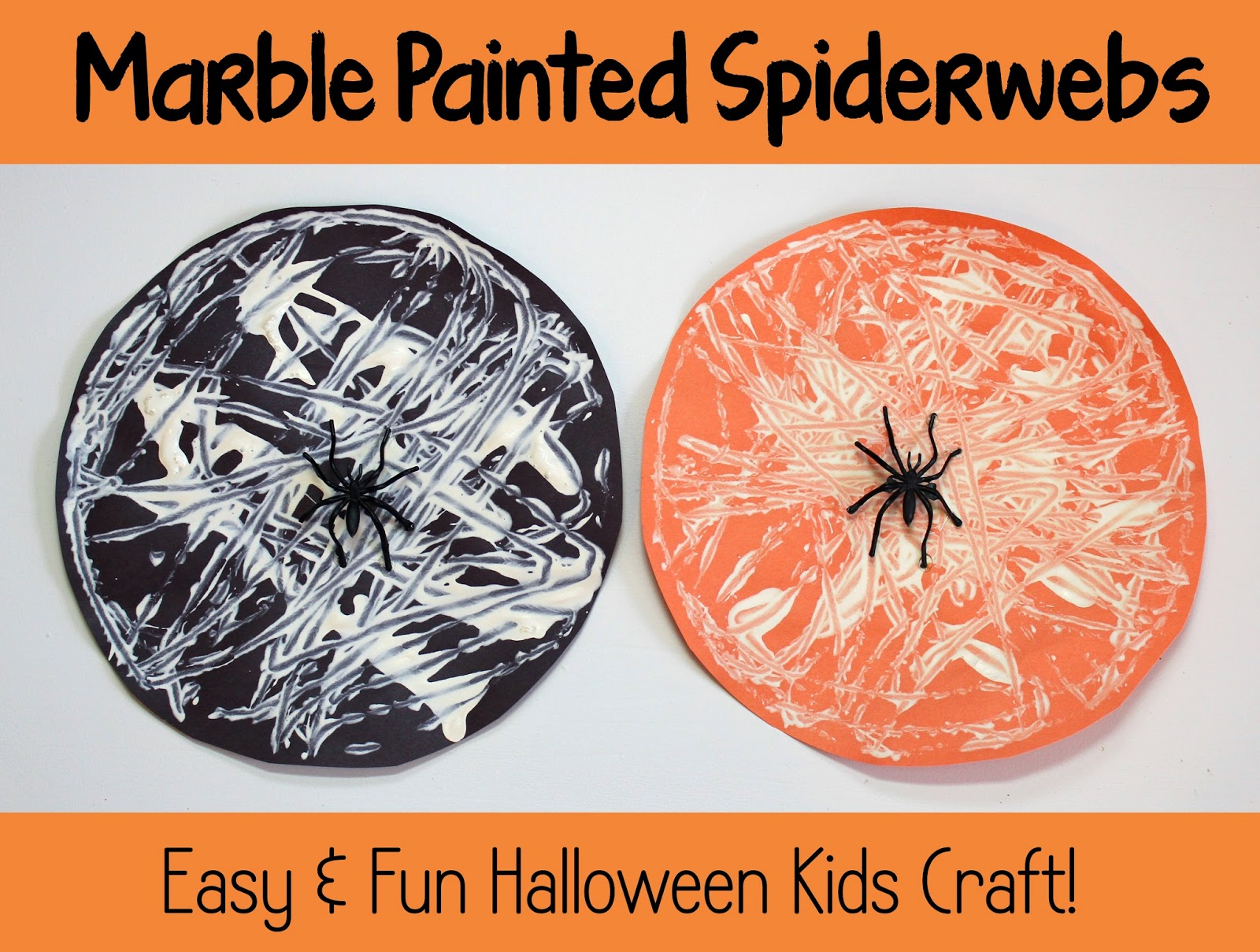 Toddler Spider Craft Usibg A Paper Cup