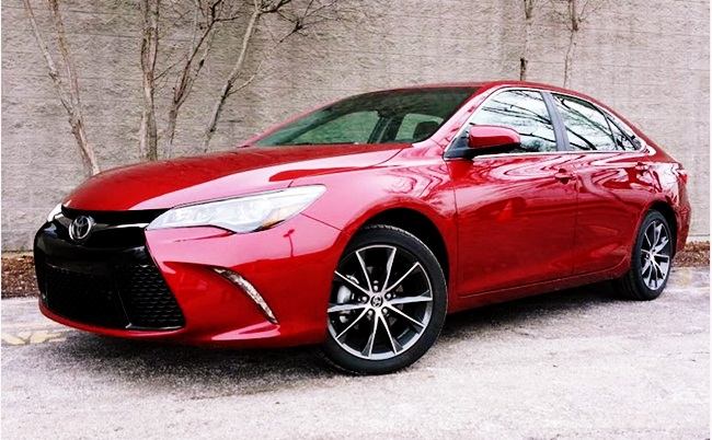 2017 Toyota Camry Xse Test Drive