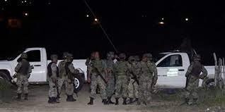 drug gangs in northern Mexico