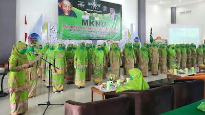 PW Muslimat NU Gorontalo Masa Khidmat 2021-2026 Resmi Dilantik