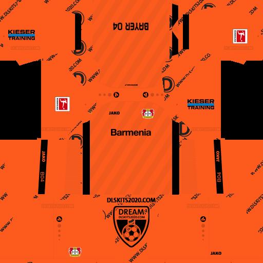 512x512 Bayer Leverkusen Kits
