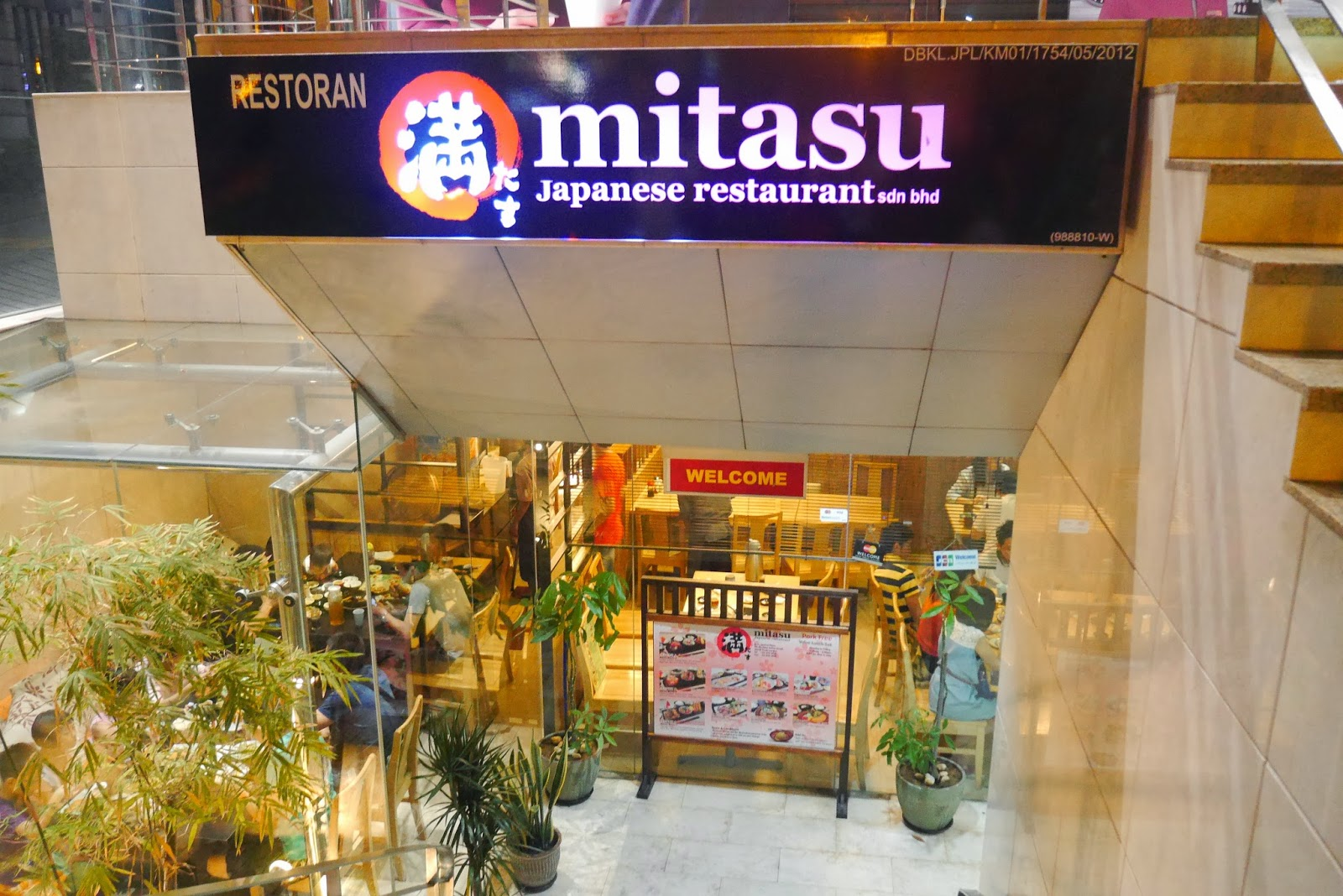 Image result for mitasu japanese restaurant
