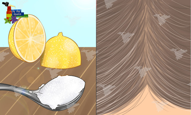 Bring Back Your Hair's Natural Color With The Help Of This MIxture
