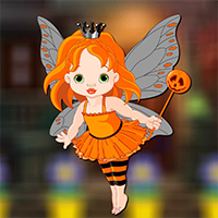 Play AvmGames Rescue Wings Fairy Girl Escape