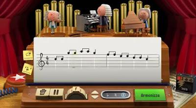 Logo Bach interattivo