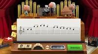 Componi e Suona melodie con Bach nel logo Google interattivo