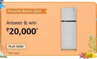The Amazon Basics 345L 2 Star Frost-free refrigerator is a _________  door refrigerator. Fill in the blanks.