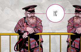 тролли насели на Навального, а ФСБ подсела на пытки