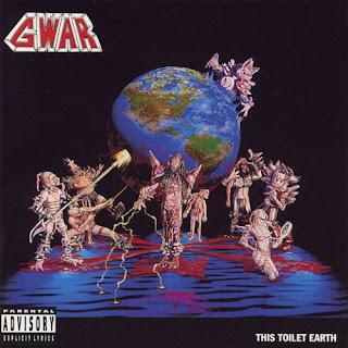 """Ο δίσκος των Gwar """"This Toilet Earth"""""""
