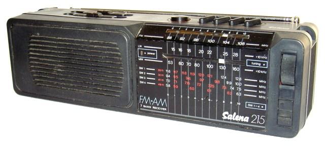 """Radio """"Salena 215"""""""