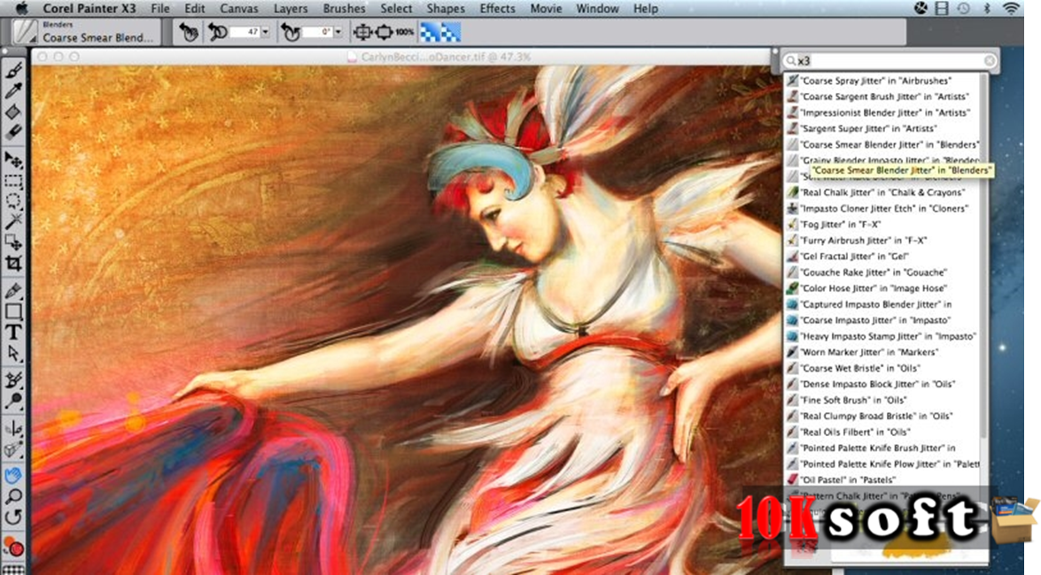 Corel Painter X3 Free Download