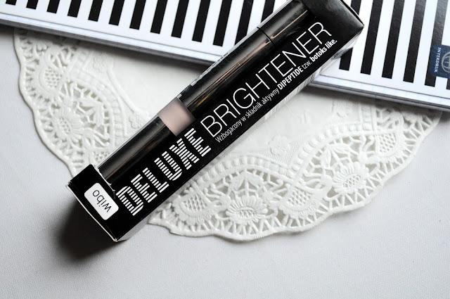 Wibo | Deluxe Brightener | ekskluzywny korektor rozświetlający - recenzja