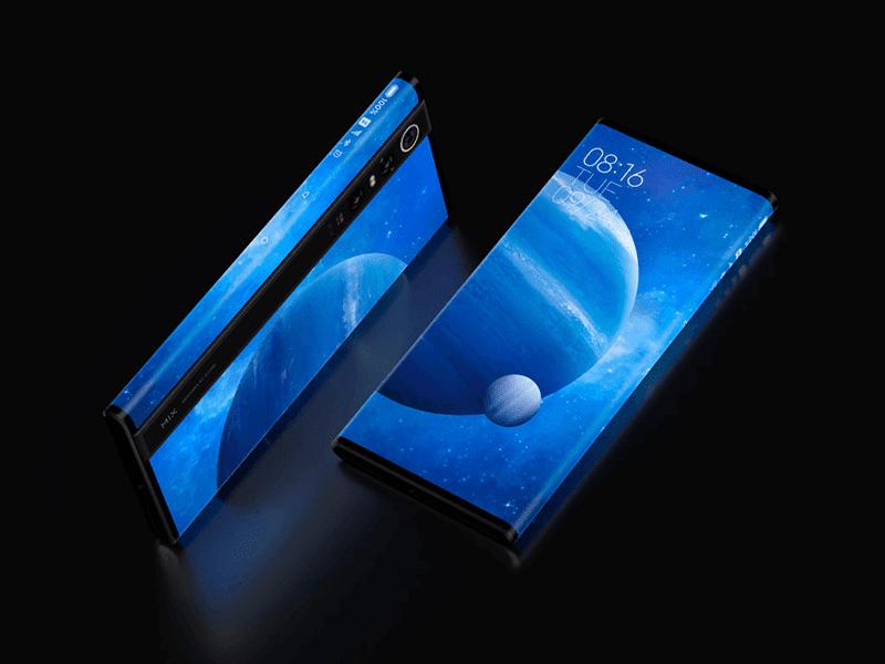 Xiaomi Mi MIX Alpha now official
