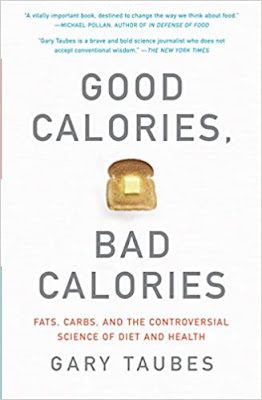 Good Calories, Bad Calories: Fats, Carbs, and the Controversial Science of Diet and Health - pdf free download