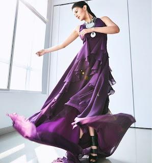 Amyra dastur pernias popup shop photoshoot