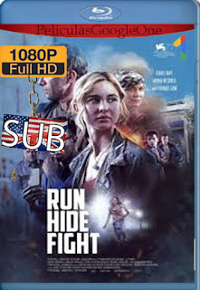 Run Hide Fight (2020) [1080p BRrip] [SUB] [LaPipiotaHD]