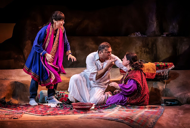 A Thousand Splendid Suns Northern Stage