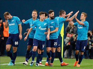 Watch Zenit vs Kobenhavn live Streaming Today 29-11-2018 UEFA Europa League