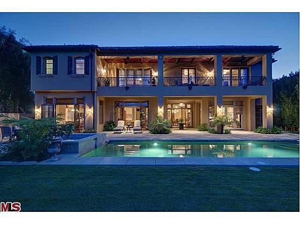 Mansions more los angeles mansion for sale 8 995 000 - 5 bedroom house for sale los angeles ...