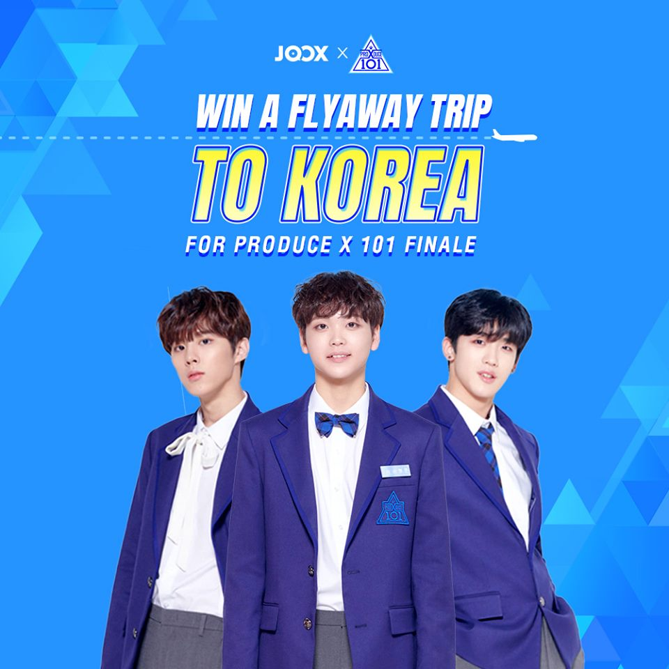 GOKPOP | Exclusive K-News in Malaysia & Singapore: Catch Produce X