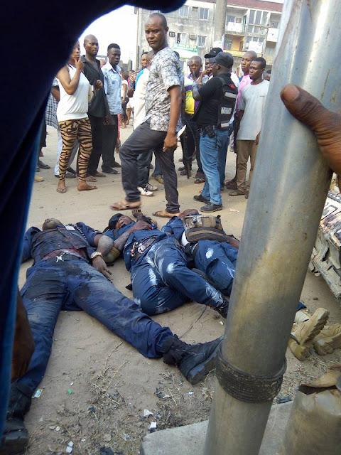 Three Died as Gunmen Shoots Bakassi Boys In Aba