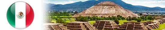 Qual a origem dos nomes dos países das Américas - Mexico
